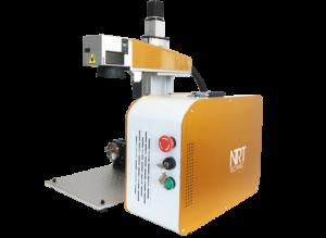Fiber Lazer Markalama ve Kesim Makinesi