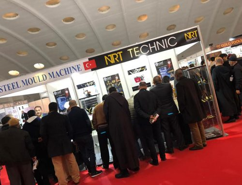 GoldinExpo jewelry and machine fair in Casablanka