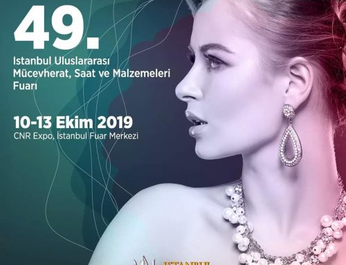 Let's meet at the 49th fair Cnr Expo Istanbul