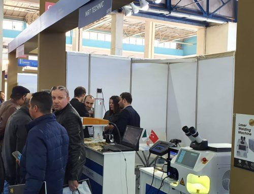We completed Algeria Jewelery and Machinery Fair – 30 November – 2 December 2019