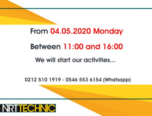 We start on 04.05.2020